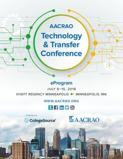 Technology & Transfer Conference - AACRAO