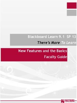 Blackboard Learn 9.1 SP 13