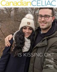 CanadianCELIAC - IS KISSING OK? GROWING UP CELIAC