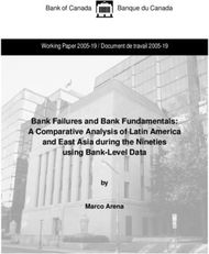 Bank Failures and Bank Fundamentals: A Comparative Analysis of Latin America and East Asia during the Nineties using Bank-Level Data
