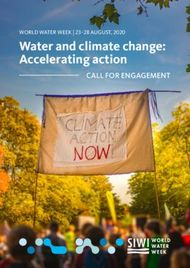 Water and climate change: Accelerating action - CALL FOR ENGAGEMENT - Siwi ...