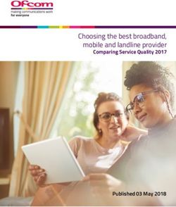 Choosing the best broadband, mobile and landline provider