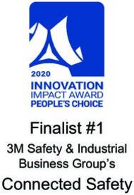 Finalist #1 Connected Safety - 3M Safety & Industrial Business ...