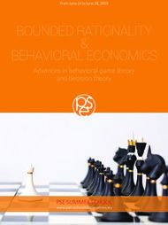 BOUNDED RATIONALITY BEHAVIORAL ECONOMICS