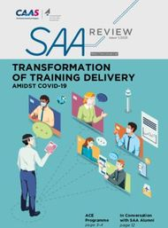 REVIEW TRANSFORMATION OF TRAINING DELIVERY - AMIDST COVID-19 - Civil ...
