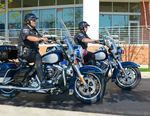 Harley-Davidson Police Motorcycles 2015. Catalogue.