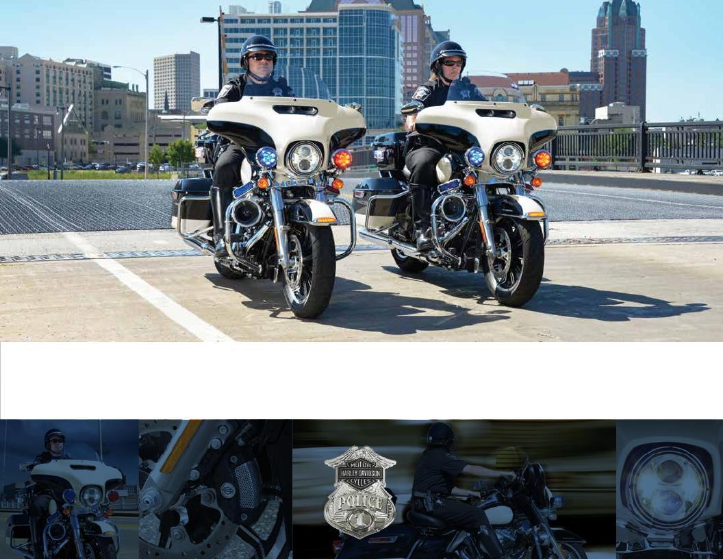 Harley Davidson Police Motorcycles 2015 Catalogue Wiring Harness