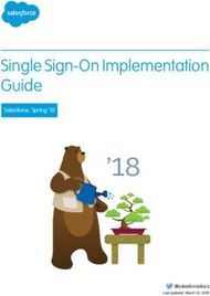 Single Sign-On Implementation Guide