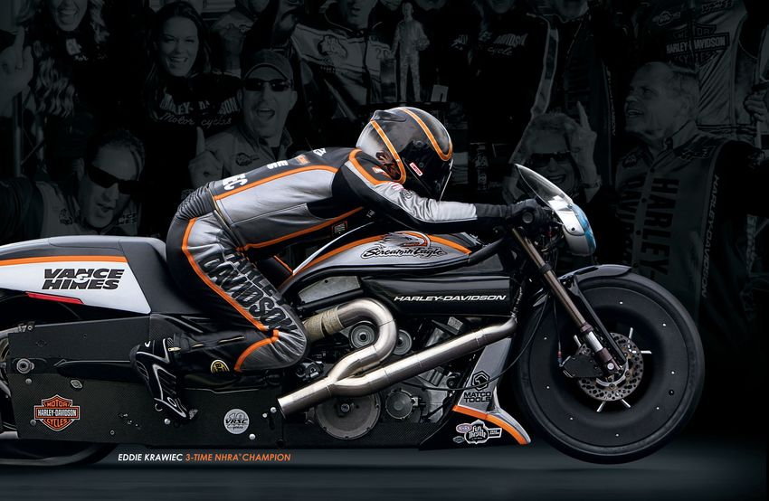 2014 Harley-Davidson Screamin' Eagle Pro Racing Parts