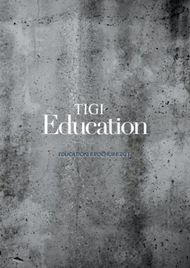 Tigi Education Brochure 2017