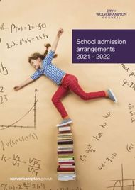 School admission arrangements 2021 2022 - wolverhampton.gov.uk