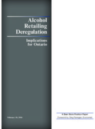 Alcohol Retailing Deregulation