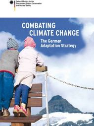 Combating Climate Change - the german adaptation Strategy