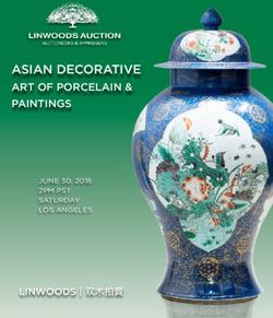ASIAN DECORATIVE - ART OF PORCELAIN & PAINTINGS