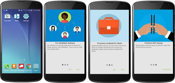 VMWARE AIRWATCH ANDROID PLATFORM GUIDE