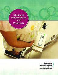 Obesity in Preconception and Pregnancy