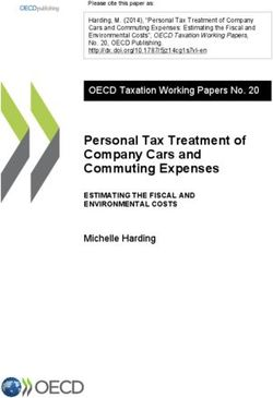 Personal Tax Treatment of Company Cars and Commuting Expenses