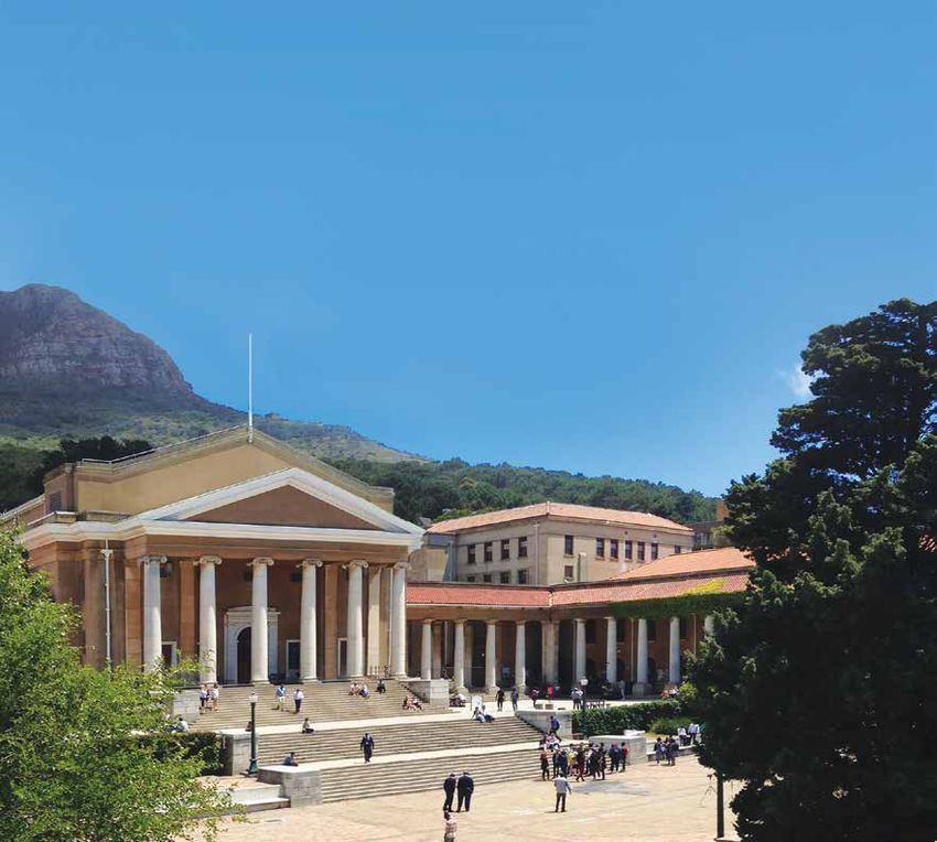 University Of Cape Town Application Form 2019 Pdf Download