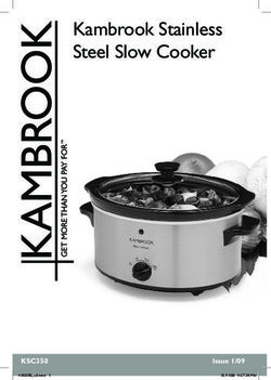 Kambrook Stainless Steel Slow Cooker