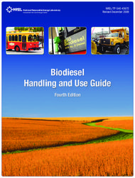 Biodiesel Handling and Use Guide - Fourth Edition