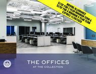 THE OFFICES AT THE COLLECTION - Shea Properties