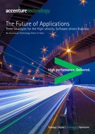 The Future of Applications - Three Strategies for the High-velocity, ...