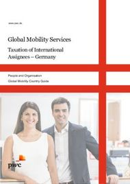 Global Mobility Services - Taxation of International Assignees - Germany