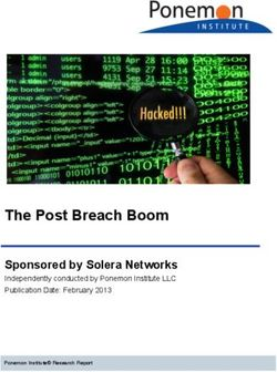 The Post Breach Boom - Sponsored by Solera Networks