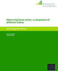 Measuring house prices: a comparison of different indices