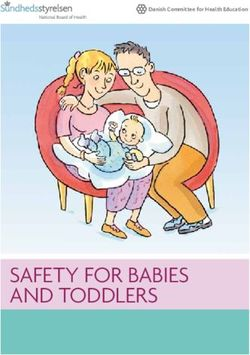 Safety for babies and toddlers