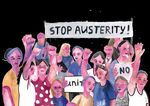 Crisis, War and Austerity: Devaluation of Female Labor and Retreating of the State.