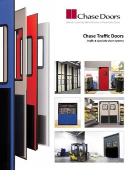 Chase Traffic Doors Traffic & Specialty Door Systems