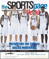 PRESENTING THE 2013-14 DALLAS MAVERICKS