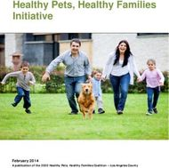 Healthy Pets, Healthy Families Initiative
