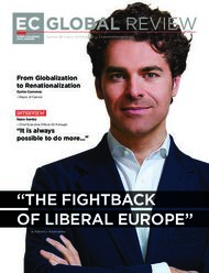 THE FIGHTBACK OF LIBERAL EUROPE