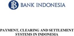 PAYMENT, CLEARING AND SETTLEMENT SYSTEMS IN INDONESIA
