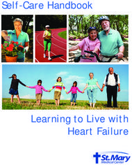 Self-Care Handbook Learning to Live with Heart Failure