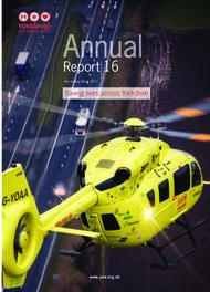 Report - Yorkshire Air Ambulance