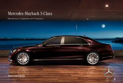 Mercedes-Maybach S-Class 2017