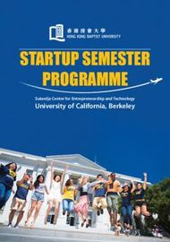STARTUP SEMESTER PROGRAMME - University of California, Berkeley