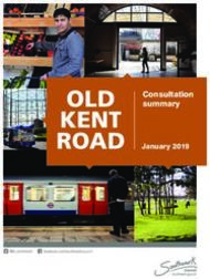 OLD KENT ROAD - Southwark Council