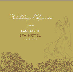 Wedding Elegance from SPA HOTEL BANNATYNE