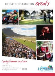Spring Summer 2019/20 Events Guide - Southern Grampians