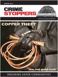 ENSURING SAFER COMMUNITIES - Calgary Crime Stoppers