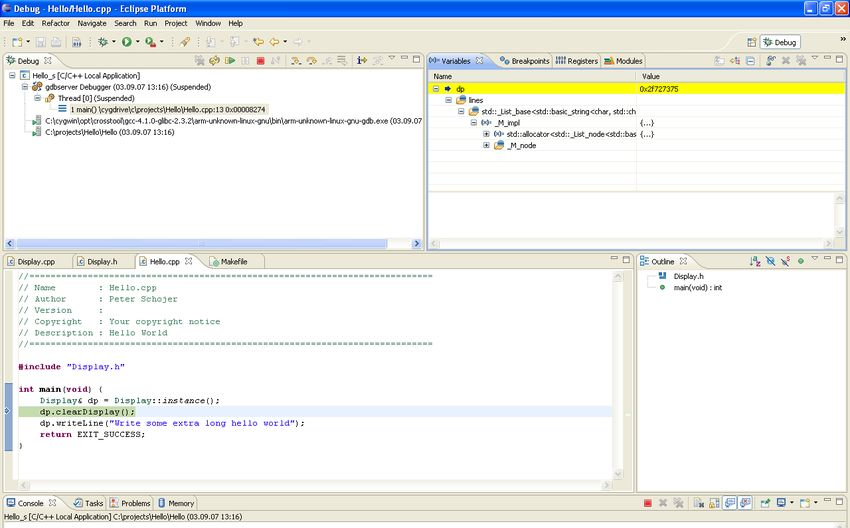 Developing for Embedded Linux on Windows
