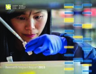 Research Impact Report 2015 - Canadian Cancer Society Research Institute