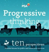 Progressive thinking ten perspectives: PSA