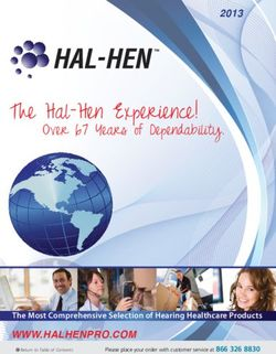 The Hal-Hen Experience! Over 67 Years of Dependability.