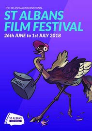 ST ALBANS FILM FESTIVAL 26th JUNE to 1st JULY 2018