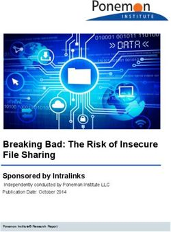 Breaking Bad: The Risk of Insecure File Sharing
